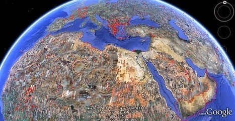 Geoinformación: Nueva actualización de imágenes satelitales para Google Maps y Google Earth | #GoogleEarth | Scoop.it