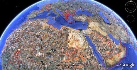 Geoinformación: Nueva actualización de imágenes satelitales para Google Maps y Google Earth | #GoogleEarth | Scoop.it