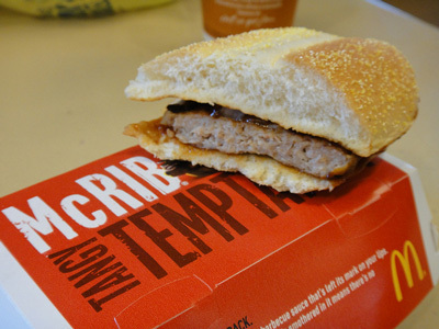 QUIZNOS CEO: The McRib Is A Mediocre Product That Succeeded Because Of Brilliant Marketing | Comms For Work | Scoop.it