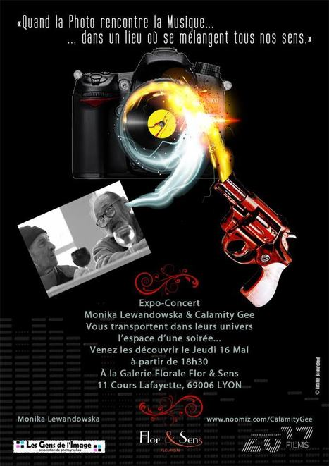 Exposition Photo-Concert -  Quand la Photo rencontre la Musique | Scoop Photography | Scoop.it
