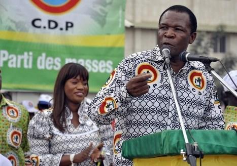 Zéphirin Diabré sur RFI: «Les Burkinabè souhaitent que notre pays fasse l'expérience de l'alternance»   Mes sources   Scoop.it