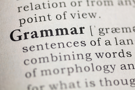 In Social Media Marketing, Grammar is King - Splash Media | Small Business Marketing | Scoop.it