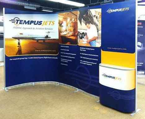 Promoting Your Business With Display Exhibition Stands | Display for Exhibition | Scoop.it