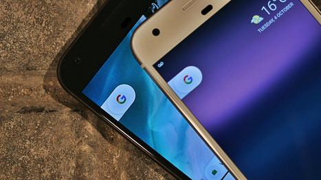 Google, Pixel e Pixel XL inaugurano la prossima generazione di smartphone | Social Media War | Scoop.it