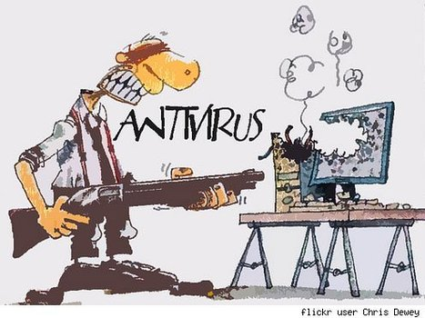 Four Signs of Computer Needing Antivirus Software   Computer & Web Security   Scoop.it