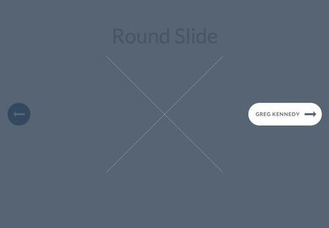 Arrow Navigation Styles | Codrops | HTML5, CSS3 & another crazyness | Scoop.it