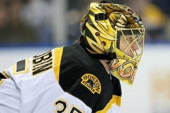 Bruins vs. Sabres Recap: Bergeron, Marchand, Khudobin shine in 3 ... | Boston Bruins Hockey News | Scoop.it