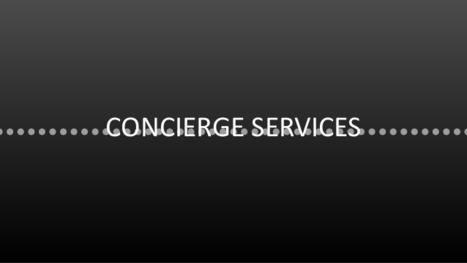 Concierge Services | Premiere-concierge.com | Scoop.it