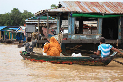 Scenes From a Floating Village, Cambodia | The Everywhereist | South East Asia for the independent traveller | Scoop.it