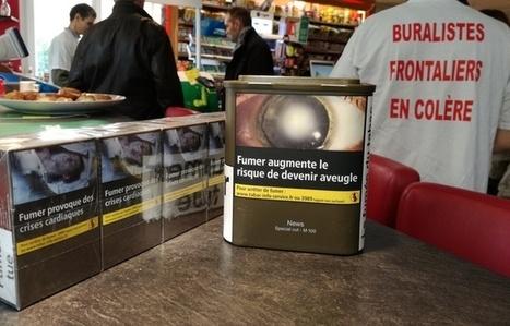 Pourquoi les buralistes alsaciens craignent plus qu'ailleurs l'augmentation du prix du tabac à rouler | Alsace Actu | Scoop.it