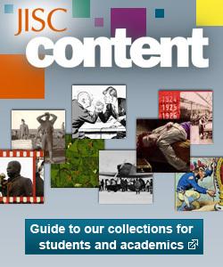 Promote JISC Content | JISC Content | technologies | Scoop.it