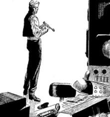 O Senhor Luvas: Opinião - The K-Factor de Harry Harrison | Ficção científica literária | Scoop.it