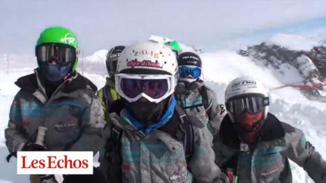 Alpe d'Huez : dans les coulisses d'une ouverture de saison de ski   Improved life   Scoop.it