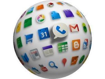 Google, Facebook Apps Win Smartphone Loyalty - InformationWeek   IT science Cloud computing   Scoop.it