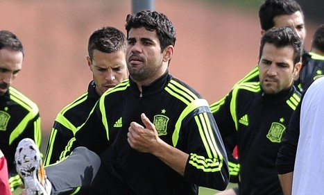 Diego Costa on verge of completing £32m Chelsea move | European leagues | Scoop.it
