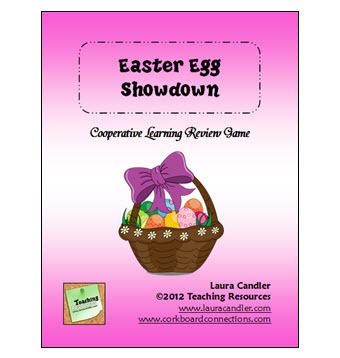 Easter Egg Showdown Review | Seasonal Freebies for Teachers | Scoop.it