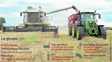 Agroalimentaire. InVivo investit dans l'agriculture du futur | Chimie verte et agroécologie | Scoop.it