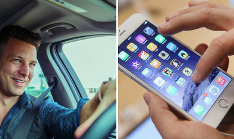 New smartphone app monitoring driver performance could help reduce insurance ... - Express.co.uk | Black Box Insurance Reviews | Scoop.it