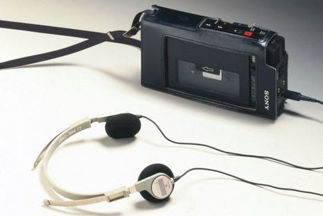 As Sony's Walkman Turns 35, a Look Back at Its Inception | Troy West's Radio Show Prep | Scoop.it