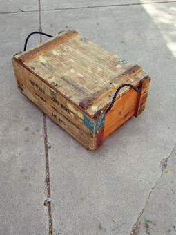 trunk as coffee table, DIY project   DIY Home Decor   Scoop.it