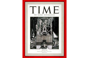 Adolf #Hitler: Man of the Year, 1938 #US publisher #TIME magazine #America | USA the second nazi empire | Scoop.it