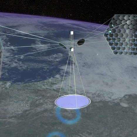 Japan aims to beam solar energy down from orbit (Wired UK) | FutureChronicles | Scoop.it