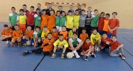 Les collégiens aiment le futsal | Le collège Antonin Perbosc à la Une ! | Scoop.it