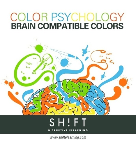The Psychology of Color: How Do Colors Influence Learning? | Learning Organizations | Scoop.it