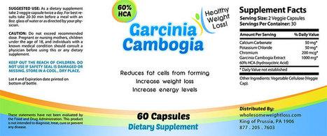 Pure Garcinia Cambogi | Pure Garcinia Cambogia | Scoop.it