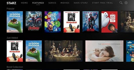 Starz brings its streaming video service to Roku players - Engadget   mvpx_CTV   Scoop.it