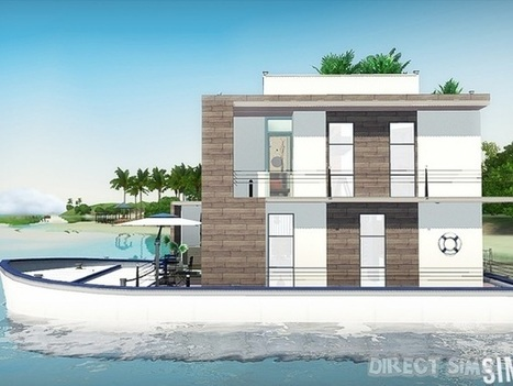 Téléchargement Les Sims 3 - 851 quai Port Olona - Direct Sims | Direct Sims | Scoop.it