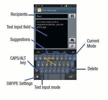 How To Use Swype - Samsung Galaxy Tab 3 - P^i   TechMobilePhone   Scoop.it