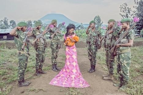 Viol de guerre : un projet photo contre les préjugés - France Inter | Je, tu, il... nous ! | Scoop.it