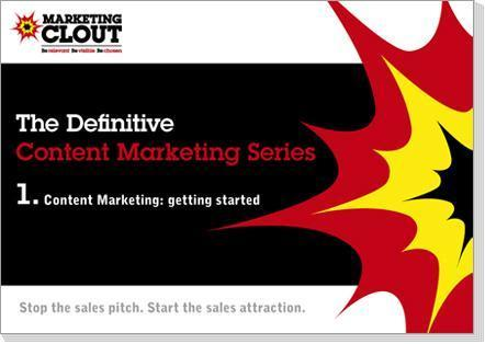Content Marketing: getting started | Marketing Clout | Content marketing strategy | Scoop.it