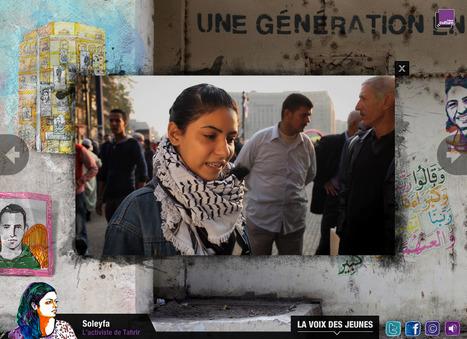 Sout el shabab / La voix des jeunes   Interactiu   Scoop.it