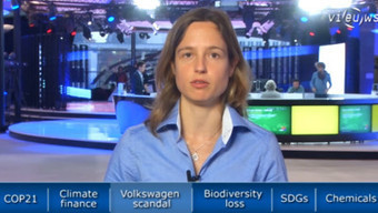 VIDEO: EU Environment Briefing: COP21, Volkswagen scandal, biodiversity loss & chemicals | EU Environment | Scoop.it