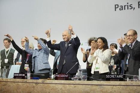 The Paris Agreement | UCOS - Klimaatverandering | Scoop.it