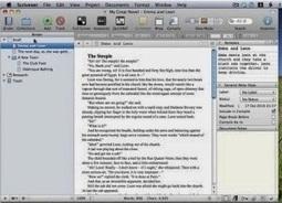 WUD-Zone : Scrivener: software di scrittura creativa | Marketing e Comunicazione Multicanale | Scoop.it