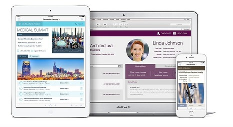 A company Apple spun off in 1987 could play a key role in its future   FileMaker News   Scoop.it