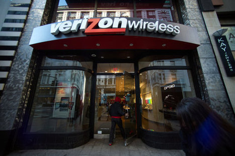 Verizon to start throttling data on unlimited LTE plans | AllAboutSocialMedia | Scoop.it