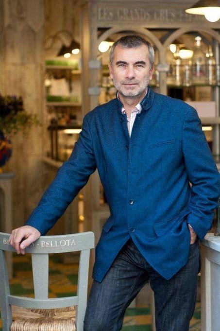 Philippe Poulachon, l'as du jambon ibérique | MILLESIMES 62 : blog de Sandrine et Stéphane SAVORGNAN | Scoop.it