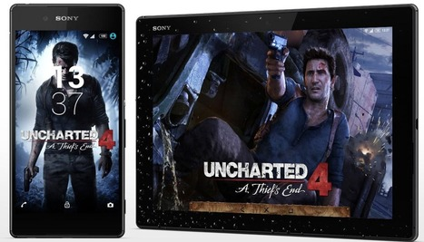 Sony launches Xperia Uncharted 4 Theme | Xperia Guide | Scoop.it