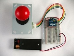 Joystick for XBee Example « Rob Faludi | Arduino Geeks | Scoop.it
