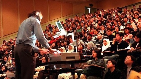 University lectures are a legacy of our pre-digital past | 3C Media Solutions | Scoop.it