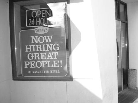 Job seekers go mobile to find their dream job (infographic) - VentureBeat | Technology and Marketing | Scoop.it