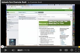 Learn More about Evernote with These Excellent Video Tutorials ~ Educational Technology and Mobile Learning | marked for sharing | Scoop.it