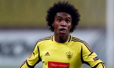 Tottenham express outrage after Chelsea hijack Willian transfer - The Guardian   Barclays Premier League   Scoop.it