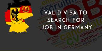 German Job Seeker | Visa Valid Visa for Job in Germany | Immigration Consultants India | Scoop.it