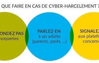 Adoption du premier référentiel international de formation des élèves à la protection des données personnelles | EDUCNUM | pédagogie et numérique | Scoop.it