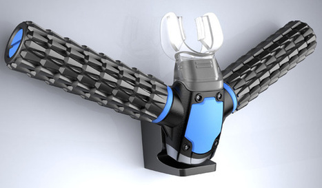 Triton Oxygen Mask For Diving by Jeabyun Yeon » Yanko Design | Techno & Science | Scoop.it